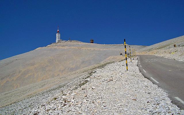 Mont Ventoux bici