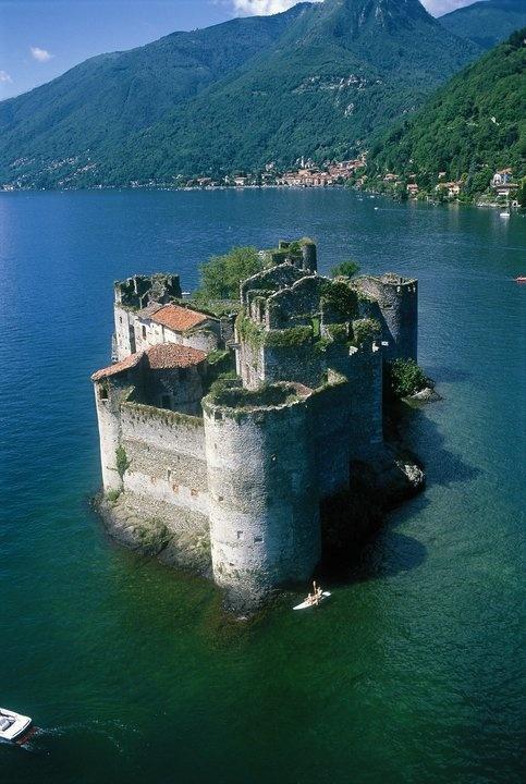 castelli cannero